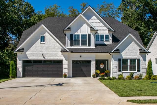 405 Beulah Rose Dr, Murfreesboro, TN 37128 (MLS #RTC2296230) :: Benchmark Realty