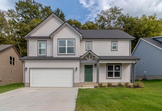 2909 Teakwood Dr, Clarksville, TN 37040 (MLS #RTC2296281) :: Movement Property Group