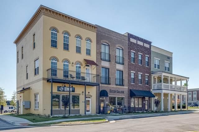 2100 Branford Pl, Thompsons Station, TN 37179 (MLS #RTC2296394) :: John Jones Real Estate LLC