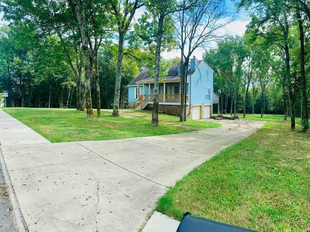 1222 Creekside Dr, Nolensville, TN 37135 (MLS #RTC2296454) :: John Jones Real Estate LLC