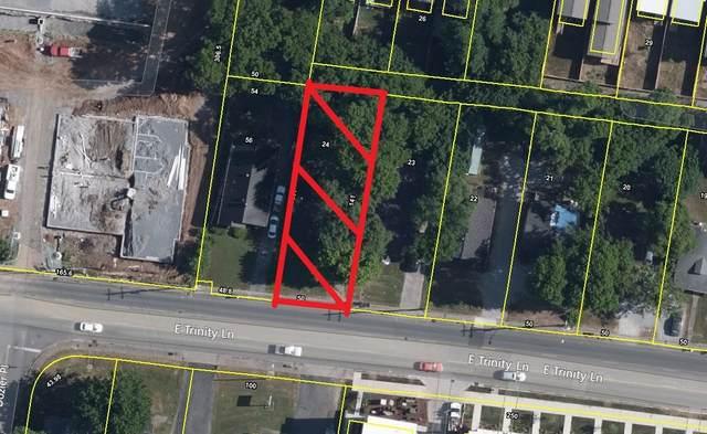 1045 E Trinity Ln, Nashville, TN 37216 (MLS #RTC2296536) :: Oak Street Group