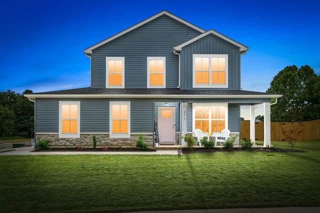 496 Kinslow Ct, Clarksville, TN 37040 (MLS #RTC2296542) :: John Jones Real Estate LLC