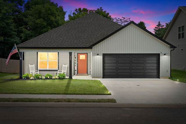 508 Kinslow Ln, Clarksville, TN 37040 (MLS #RTC2296560) :: John Jones Real Estate LLC