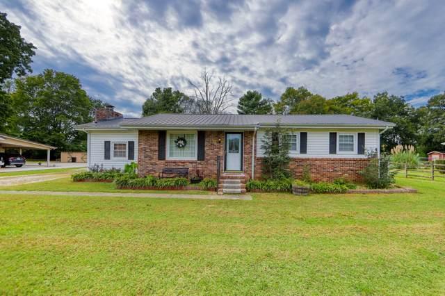 305 8th Ave N, Decherd, TN 37324 (MLS #RTC2296561) :: The Huffaker Group of Keller Williams