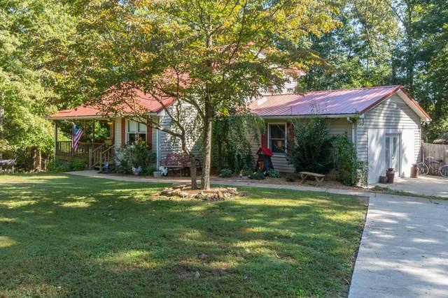 3560 Highway 48 N, Nunnelly, TN 37137 (MLS #RTC2296599) :: Village Real Estate