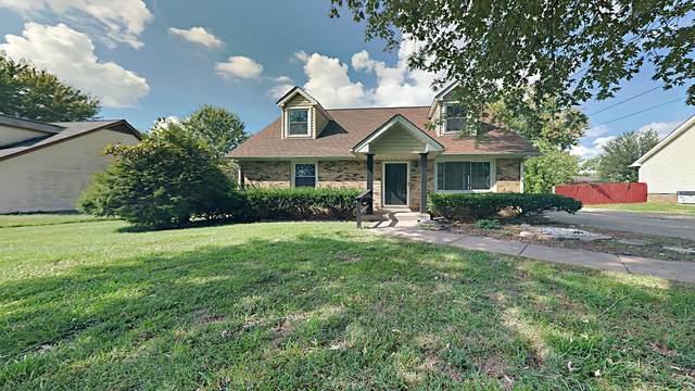 808 Benwood Dr, Clarksville, TN 37042 (MLS #RTC2296609) :: Village Real Estate