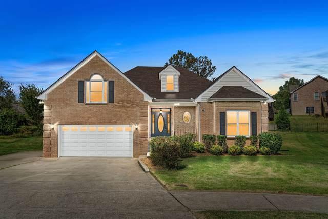 110 Shenandoah St, Clarksville, TN 37043 (MLS #RTC2296627) :: Fridrich & Clark Realty, LLC