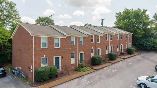205 Acklen Park Drive, Nashville, TN 37203 (MLS #RTC2296629) :: John Jones Real Estate LLC
