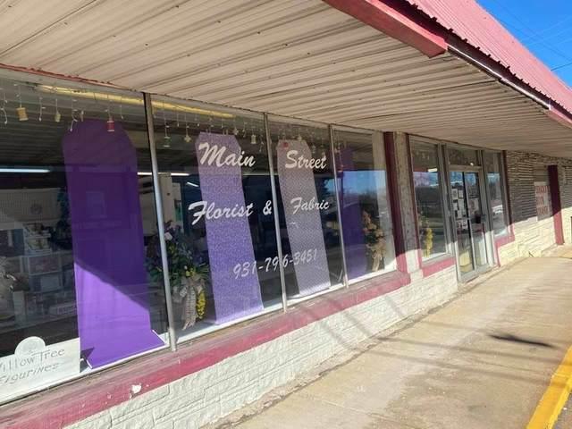101 E Main St, Hohenwald, TN 38462 (MLS #RTC2296797) :: Fridrich & Clark Realty, LLC