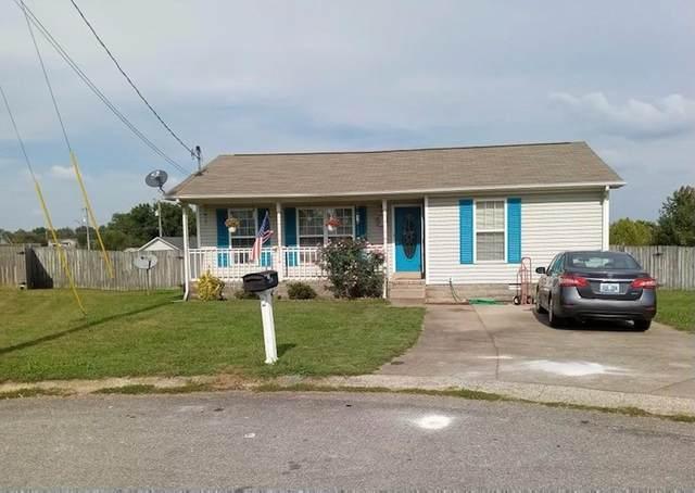 114 Karen Ct, Oak Grove, KY 42262 (MLS #RTC2296803) :: The Godfrey Group, LLC