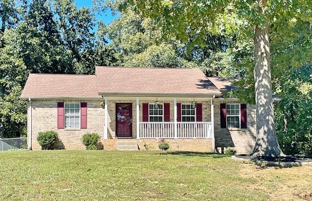 3320 Backridge Rd, Woodlawn, TN 37191 (MLS #RTC2296869) :: The Home Network by Ashley Griffith