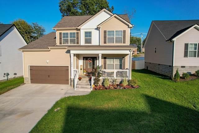 544 Woodtrace Dr E, Clarksville, TN 37042 (MLS #RTC2296911) :: Felts Partners