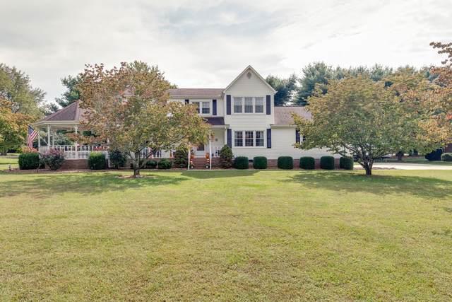 146 Holly Dr, Winchester, TN 37398 (MLS #RTC2296956) :: John Jones Real Estate LLC