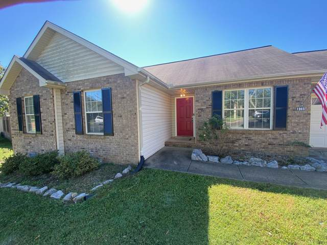1965 Berkshire Dr, Clarksville, TN 37042 (MLS #RTC2296964) :: EXIT Realty Lake Country