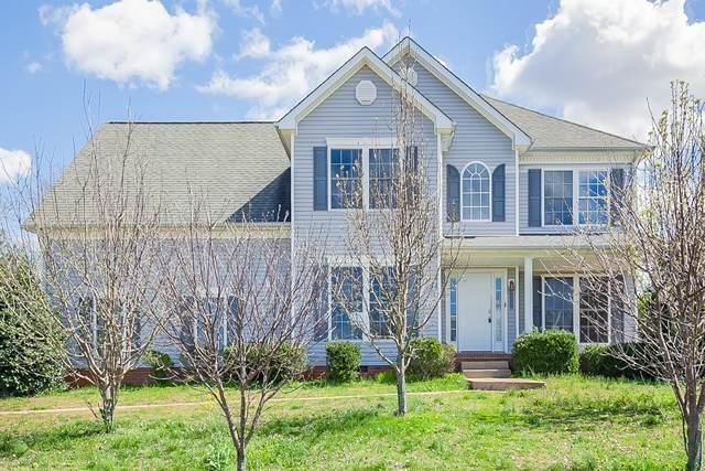 1140 Thornberry Dr, Clarksville, TN 37043 (MLS #RTC2297060) :: Nashville Roots