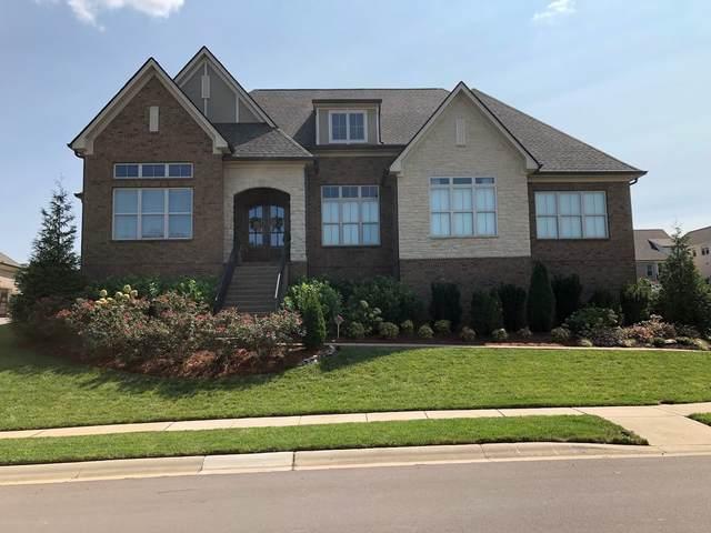124 Telfair Ln, Nolensville, TN 37135 (MLS #RTC2297228) :: Nashville Home Guru