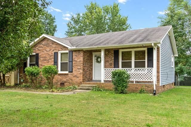 389 Nathaniel Ct, Clarksville, TN 37042 (MLS #RTC2297268) :: Nashville Roots