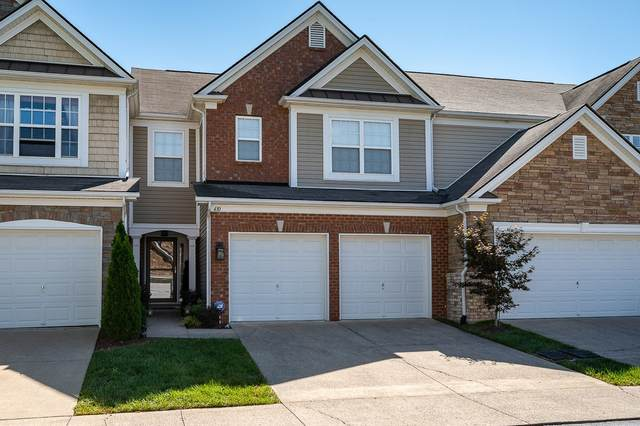430 Lazy Creek Ln, Nashville, TN 37211 (MLS #RTC2297307) :: John Jones Real Estate LLC