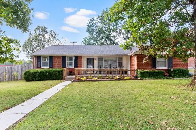 116 Armory Dr, Lewisburg, TN 37091 (MLS #RTC2297308) :: John Jones Real Estate LLC