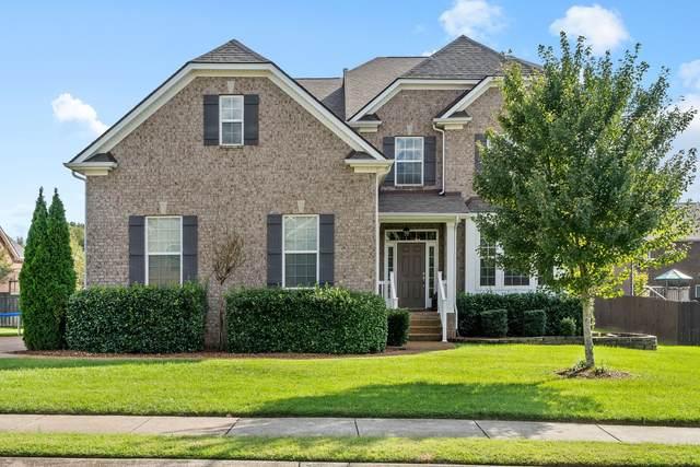 1058 Harvey Springs Dr, Spring Hill, TN 37174 (MLS #RTC2297462) :: John Jones Real Estate LLC