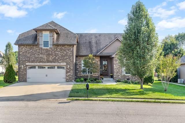 118 Parkland Cir, Clarksville, TN 37043 (MLS #RTC2297480) :: John Jones Real Estate LLC