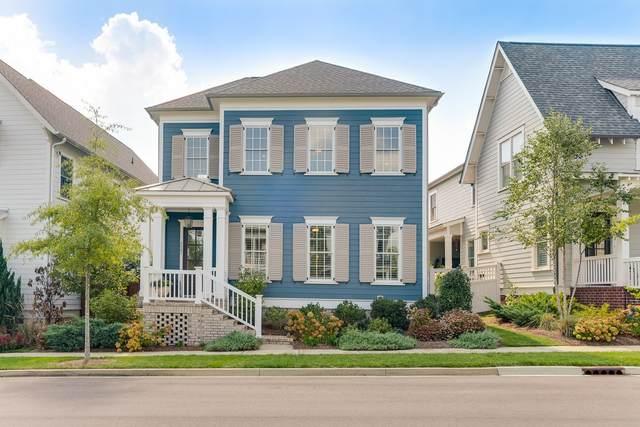2007 General Martin Ln, Franklin, TN 37064 (MLS #RTC2297488) :: John Jones Real Estate LLC
