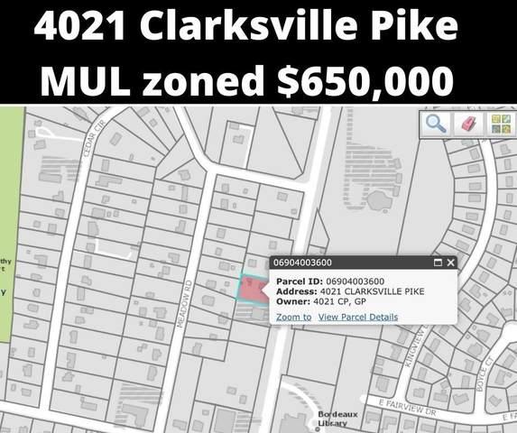 4021 Clarksville Pike, Nashville, TN 37218 (MLS #RTC2297491) :: RE/MAX Fine Homes