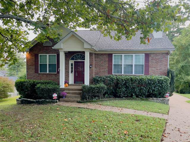 1528 Andchel Dr, Hermitage, TN 37076 (MLS #RTC2297626) :: John Jones Real Estate LLC