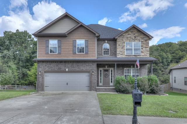 1547 Raven Rd, Clarksville, TN 37042 (MLS #RTC2297709) :: The Home Network by Ashley Griffith