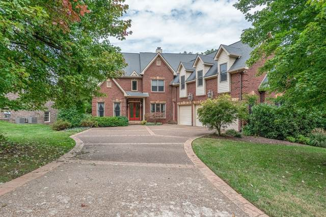 428 Sandcastle Rd, Franklin, TN 37069 (MLS #RTC2297718) :: The Milam Group at Fridrich & Clark Realty