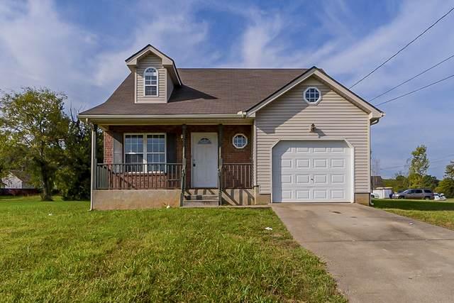 105 Jericho St, Smyrna, TN 37167 (MLS #RTC2297808) :: John Jones Real Estate LLC