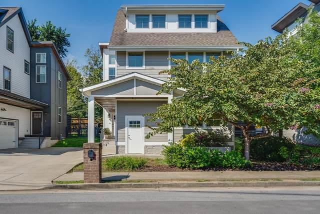1692 Carvell Dr, Nashville, TN 37203 (MLS #RTC2297903) :: John Jones Real Estate LLC
