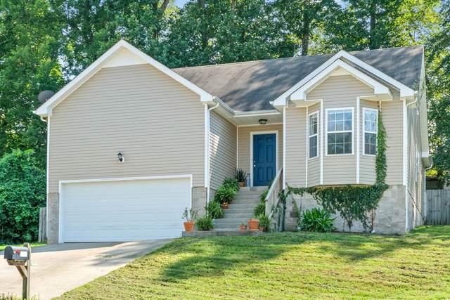 322 Chalet Cir, Clarksville, TN 37040 (MLS #RTC2297921) :: Re/Max Fine Homes