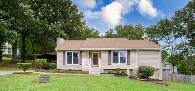 528 New Castle Ln, Hermitage, TN 37076 (MLS #RTC2297924) :: John Jones Real Estate LLC