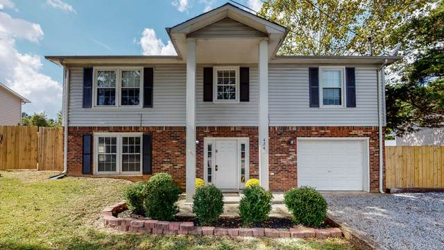 424 Cook Dr, Clarksville, TN 37042 (MLS #RTC2297927) :: Nashville Roots