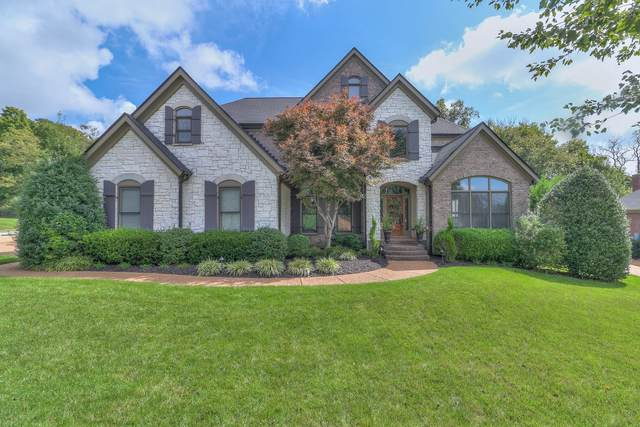 9517 Midlothian Dr, Brentwood, TN 37027 (MLS #RTC2297970) :: John Jones Real Estate LLC