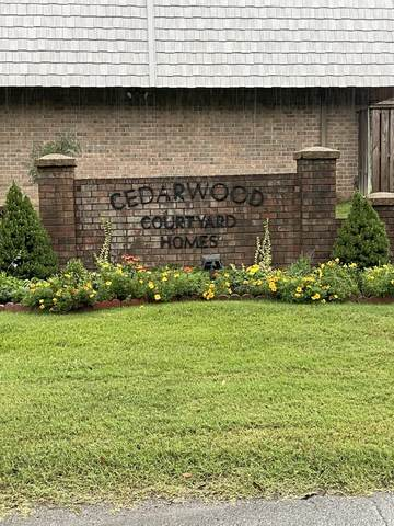 106 Cedarwood Ln #106, Madison, TN 37115 (MLS #RTC2298027) :: Maples Realty and Auction Co.