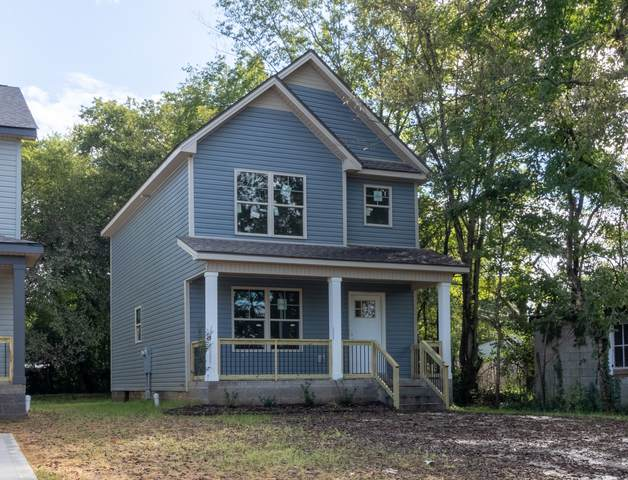 867 Central Ave, Clarksville, TN 37040 (MLS #RTC2298090) :: Movement Property Group
