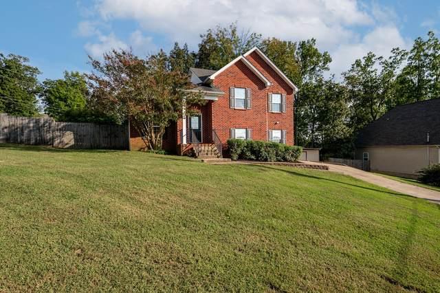 2004 Summit Ln, La Vergne, TN 37086 (MLS #RTC2298102) :: John Jones Real Estate LLC