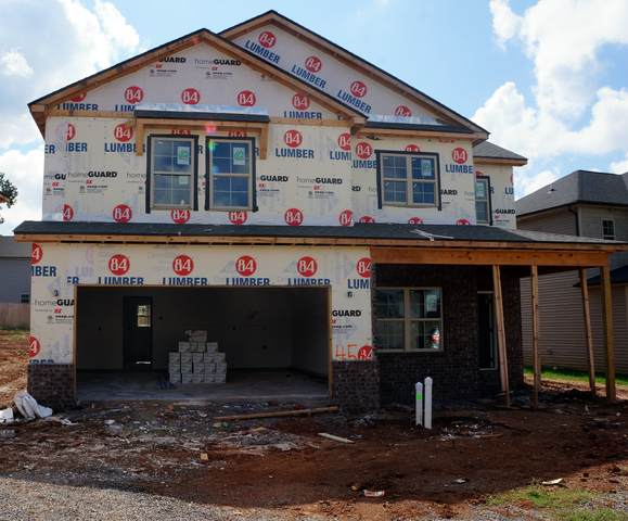 970 Cherry Blossom Ln, Clarksville, TN 37040 (MLS #RTC2298117) :: Village Real Estate
