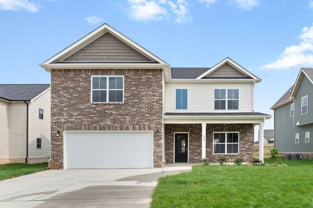417 Summerfield, Clarksville, TN 37040 (MLS #RTC2298123) :: John Jones Real Estate LLC
