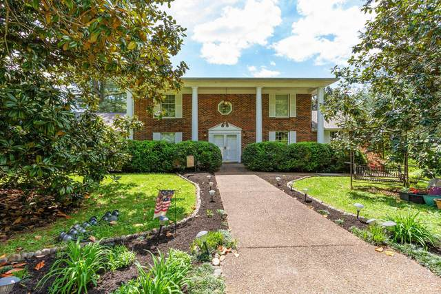 1411 Old Hickory Blvd, Brentwood, TN 37027 (MLS #RTC2298151) :: Re/Max Fine Homes