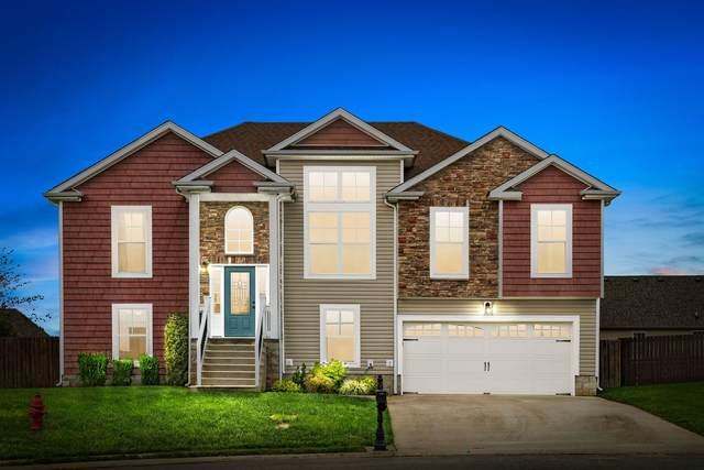 160 Verisa Drive, Clarksville, TN 37043 (MLS #RTC2298154) :: John Jones Real Estate LLC