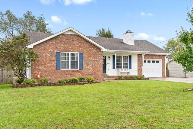 1318 Meredith Way, Clarksville, TN 37042 (MLS #RTC2298160) :: The Home Network by Ashley Griffith