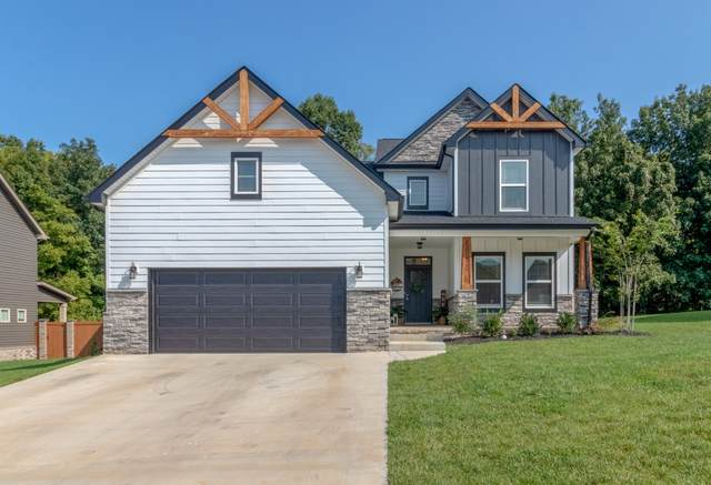 268 Bluebriar Trace, Clarksville, TN 37043 (MLS #RTC2298165) :: The Home Network by Ashley Griffith