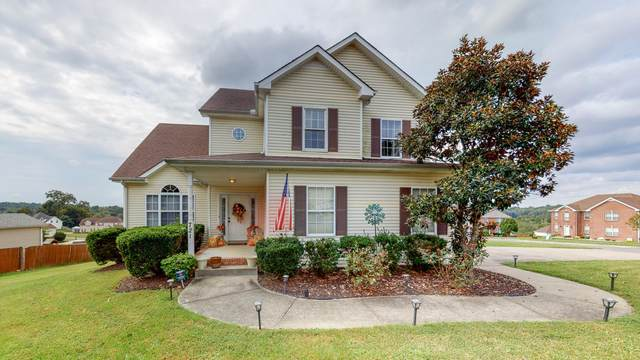 721 Hickory Glen Ct, Clarksville, TN 37040 (MLS #RTC2298198) :: The Home Network by Ashley Griffith
