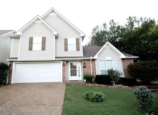 103 Village Ct, Hendersonville, TN 37075 (MLS #RTC2298239) :: John Jones Real Estate LLC