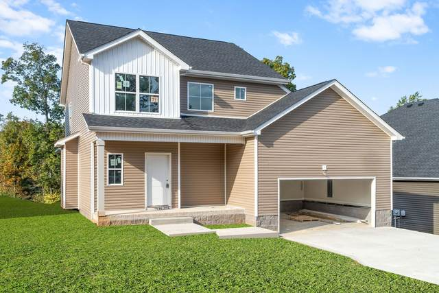 1042 Winesap Rd, Clarksville, TN 37040 (MLS #RTC2298261) :: Cory Real Estate Services