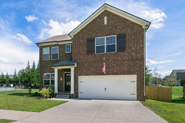 1083 Achiever Cir, Spring Hill, TN 37174 (MLS #RTC2298266) :: John Jones Real Estate LLC