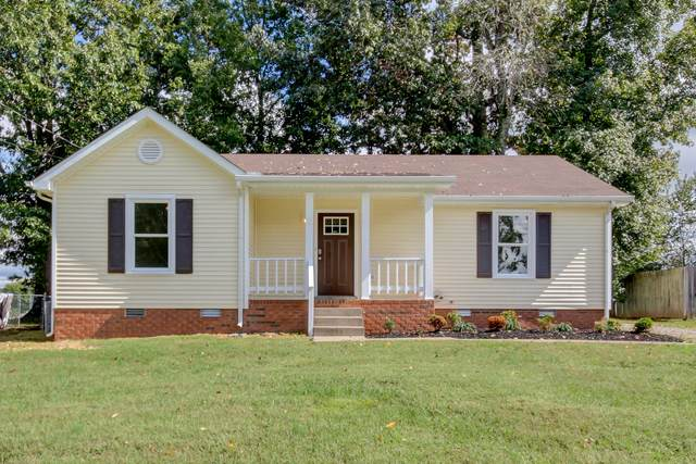 587 Garnet Dr, Clarksville, TN 37042 (MLS #RTC2298285) :: The Home Network by Ashley Griffith